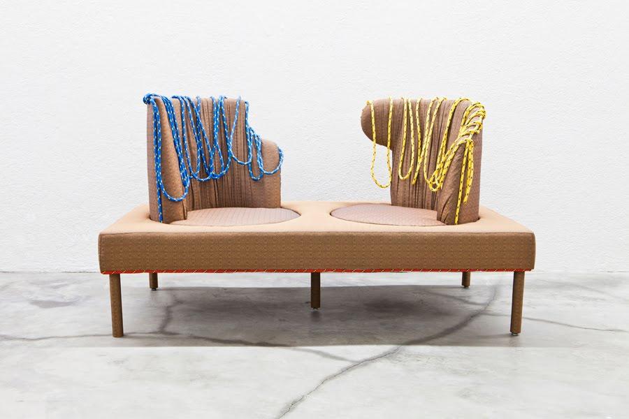 Barroco Sofa, projeto de Rodrigo Almeida