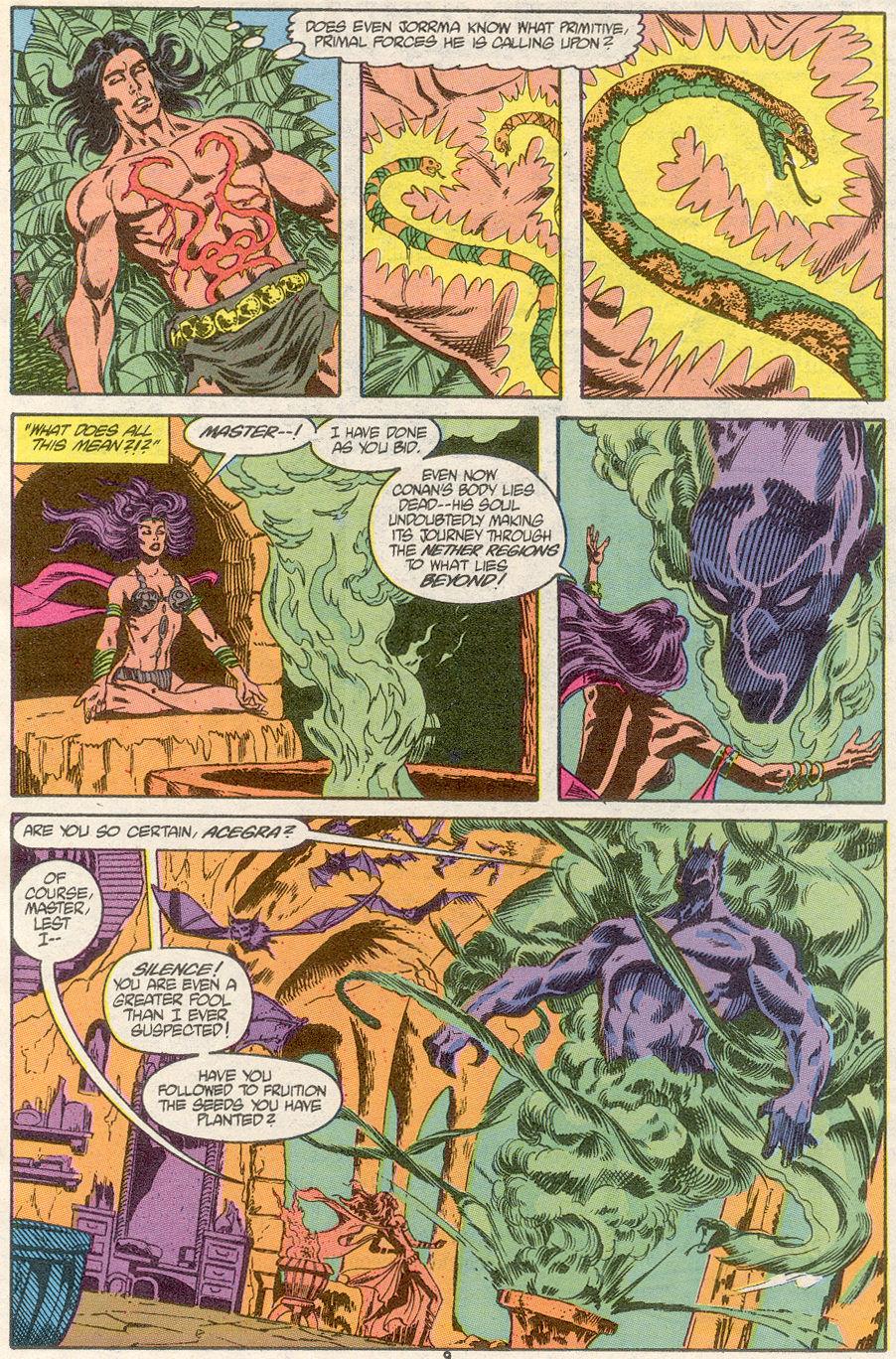 Conan the Barbarian (1970) Issue #239 #251 - English 8