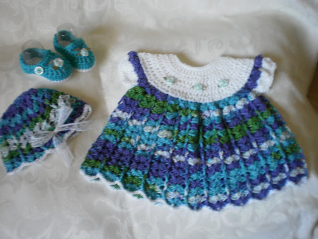 ocean-waves-dress-set $28