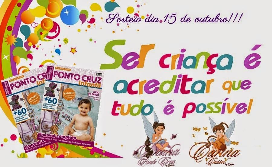 Sorteio Bom pra Criança!!!