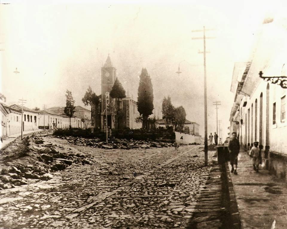 Igreja do Rosario dos Negros de Barbacena