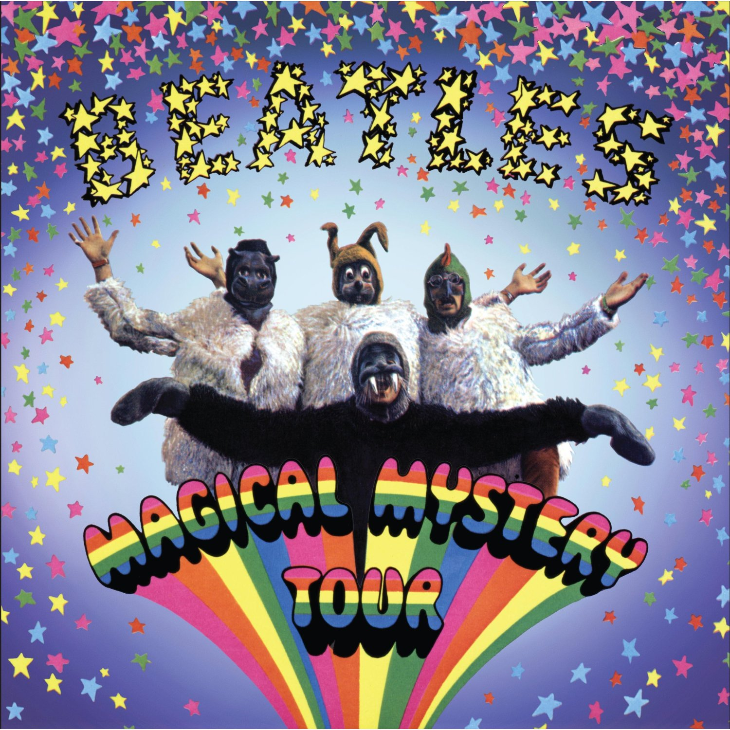 Magical Mystery Tour Lp Cover