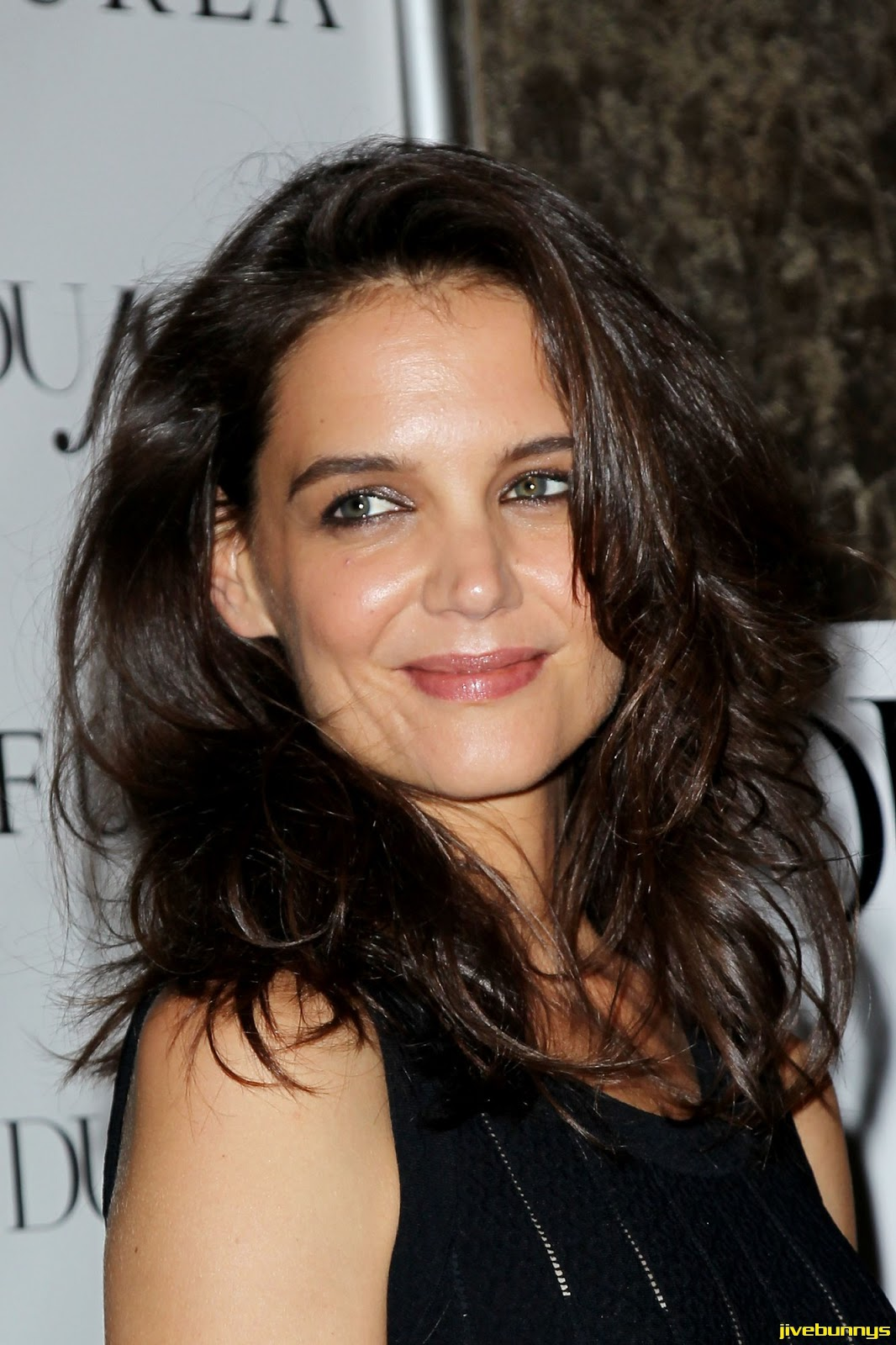 Katie Holmes - DuJour Mag Fall Cover Party in New York City - 16/09/2014