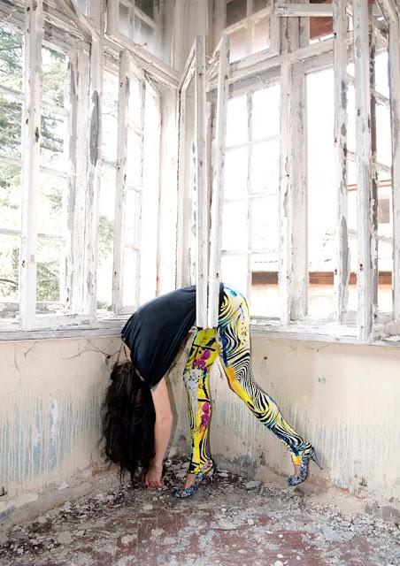 in the mood for leggins//Antoniya Ivanova