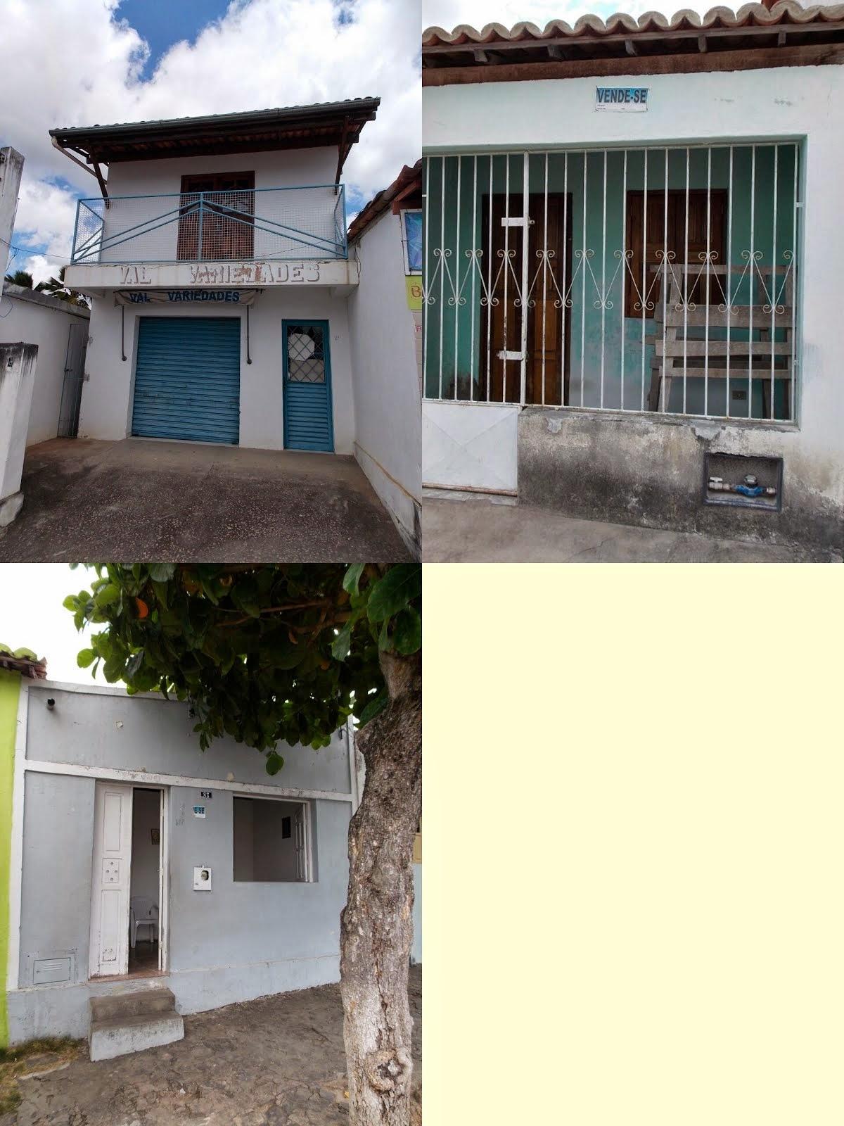 Vende-Se 3 belas casas em Macajuba