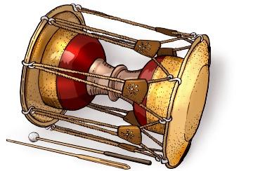 杖鼓 チャンゴ/チャング/장구