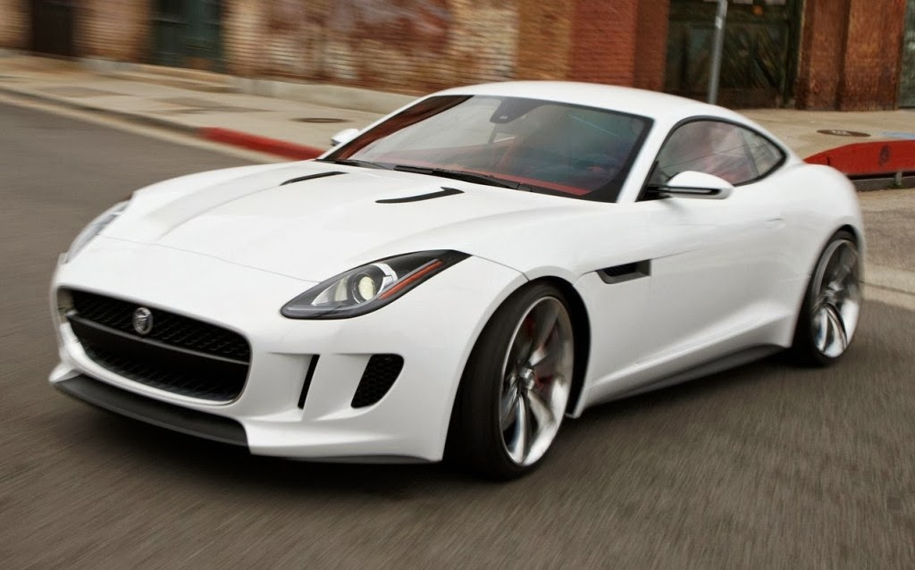Jaguar f type coupe wallpaper - photo#7