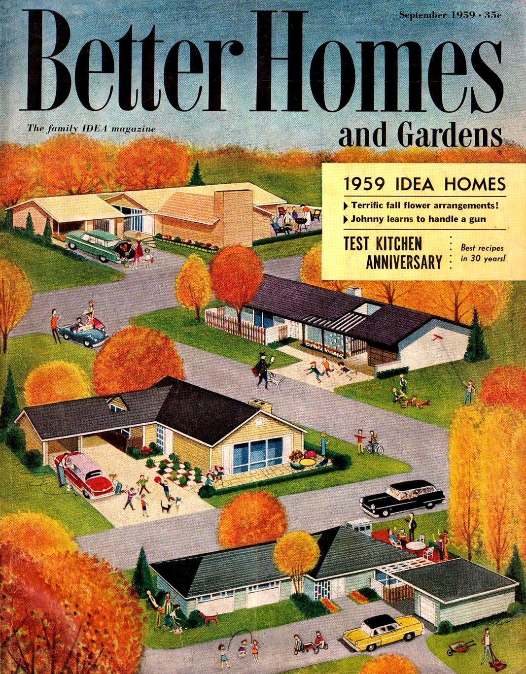 Better Homes And Gardens: 1950s And 60s