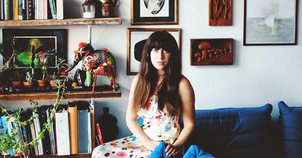 Moon To Moon The Home Of Fashion Designer Samantha Pleet