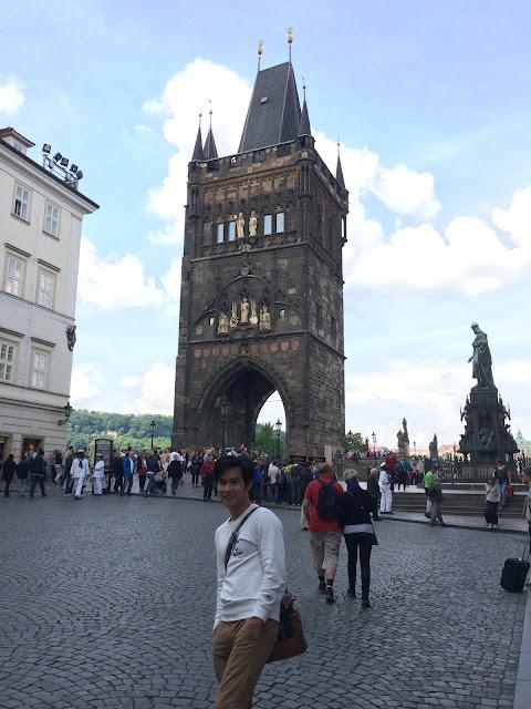 wisata, traveling, Prague, Czech Republic, Old Town Square,  Charles Bridge