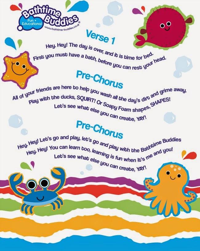 HandA Bathtime Buddies Bath Toys Squirty Ducks Soapy Foam Alphabet Set