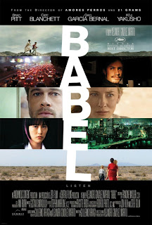 plakat filmu Babel