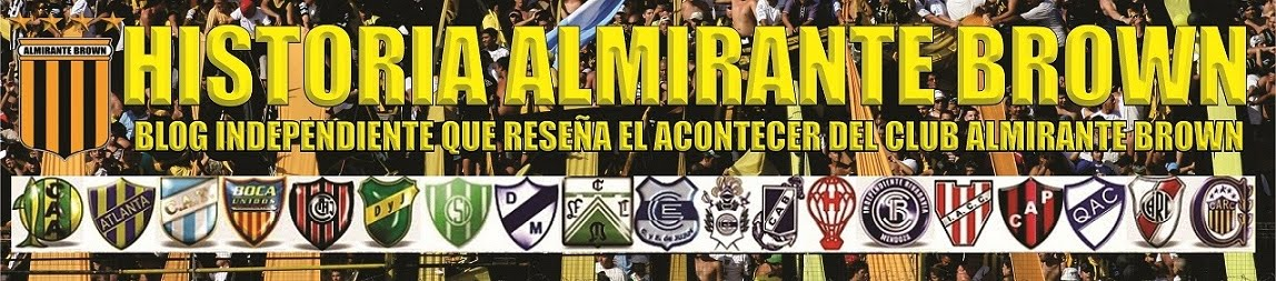 Historia del Club Almirante Brown