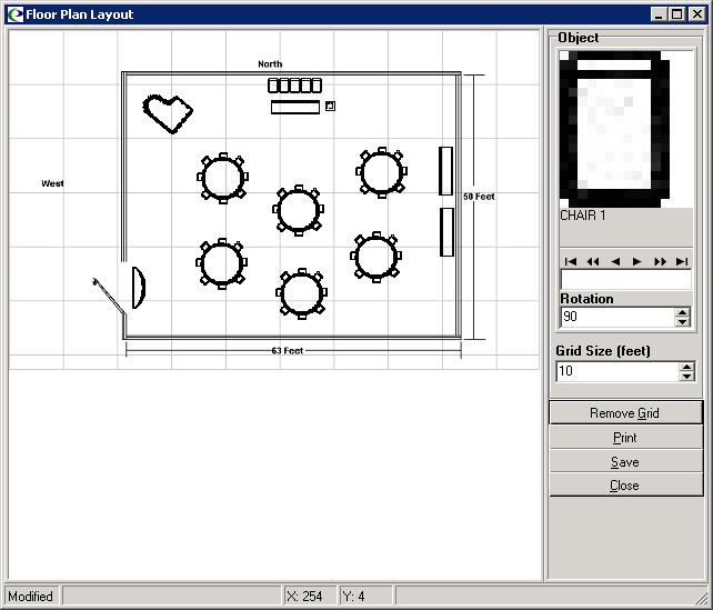 How to Create a Floorplan in EventPro