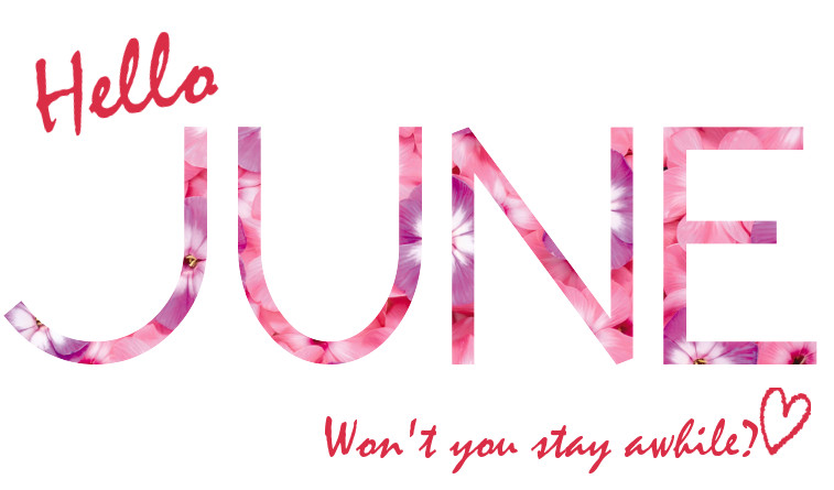 Welcome june, Be nice and Coming soon on Pinterest