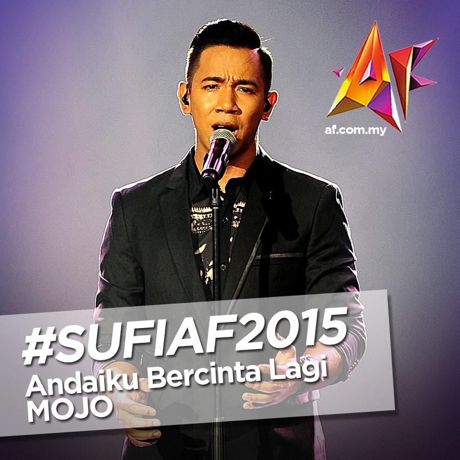 sufi FINALIS PENTAS AKHIR AF2015