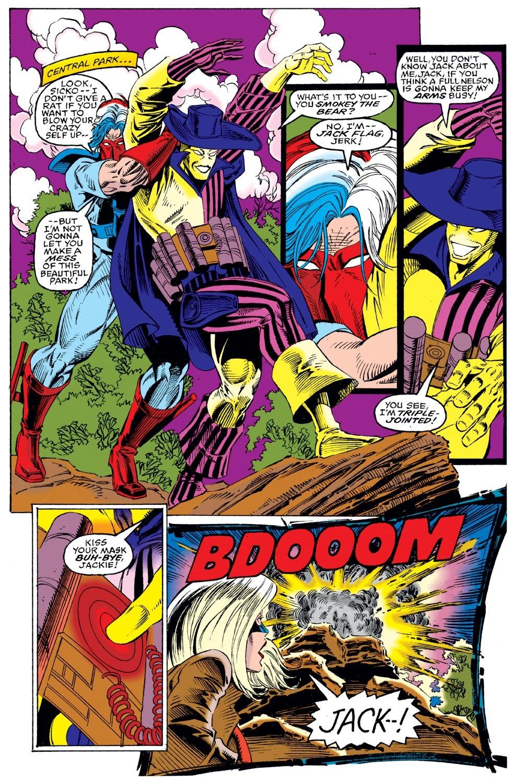 Captain America (1968) Issue #442 #396 - English 18