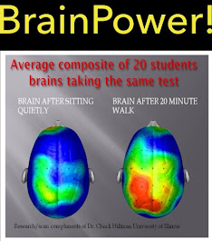 Exercise makes new braincells, not new learning!!