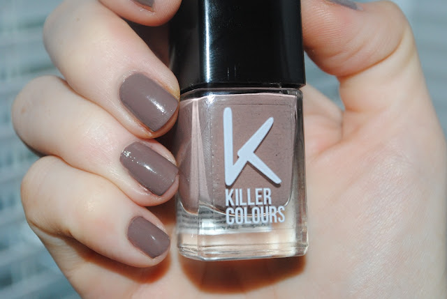 Killer Colours Nail Collection - Quicksand