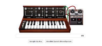 google robert moog