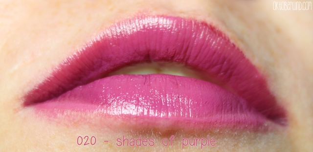 p2-all about berries-blurred lines ombre lipstick-shades of lilac- full face