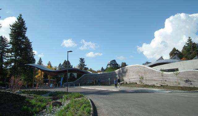 VanDusen Visitor Centre, Vancouver, Canada