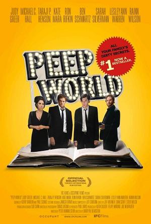 Download capa Filme Peep World Legendado