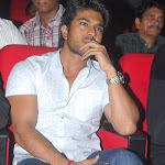 Ram Charan Teja Stills at Prema Kavali 100 Days Function