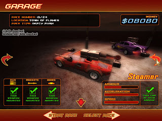 Free Download Game Deadly Race Gratis