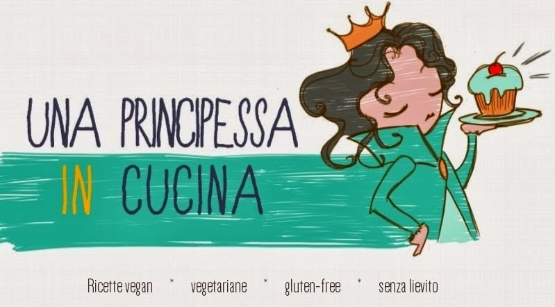 Principessa in cucina