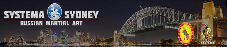 Systema Sydney Russian Martial Art