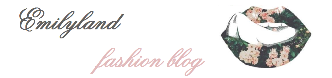 Emilyland - fashion blog