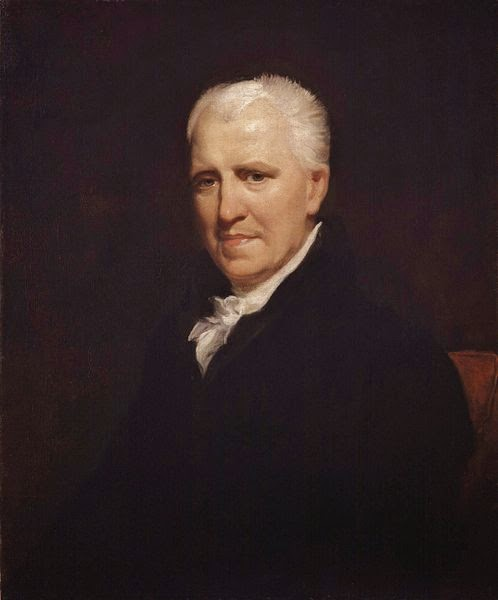 George Crabbe by Henry William Pickersgill, 1818-19