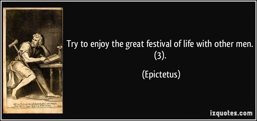 life under stoicism epictetus The good life handbook has 190 ratings and 25 reviews elizabeth said: this is a nice translation of epictetus, one of the philosophers marcus aurelius t.
