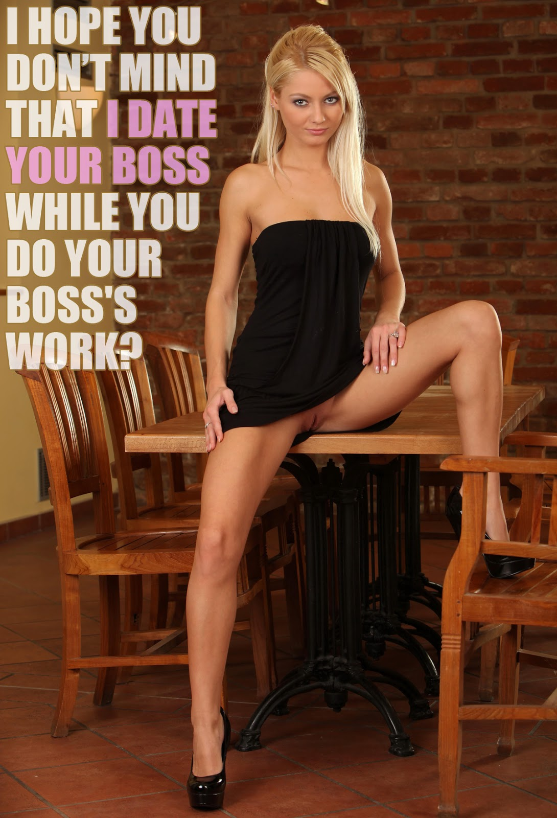 dating your boss daughter Vejen