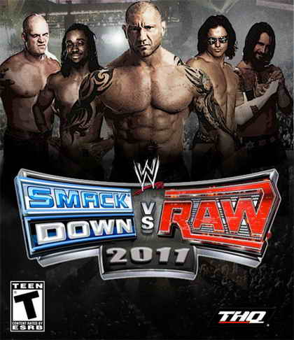 Game download 2011 WWE SMACKDOWN