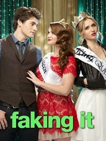 Faking It Temporada 1×01 Online