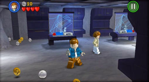 Game Lego Star Wars The Complete Saga screenshot 1