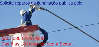 Iluminação Publica