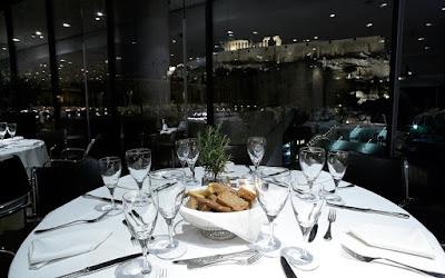 Παρασκευή βράδυ σε ρυθμούς τζαζ στο εστιατόριο του Μουσείου Ακρόπολης