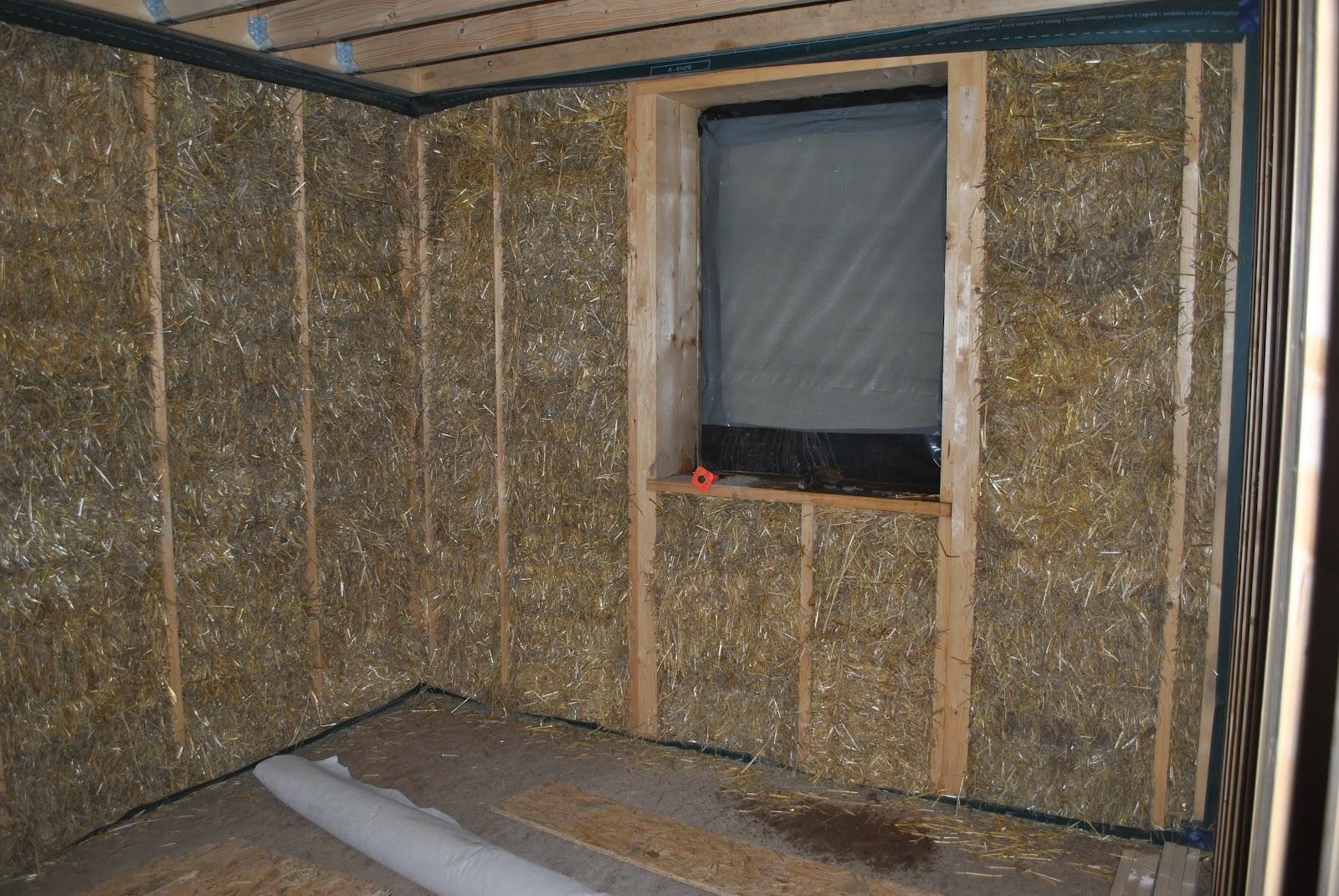 isoler un mur exterieur soi meme affordable et voil on a commenc le doublage des murs a gratte. Black Bedroom Furniture Sets. Home Design Ideas