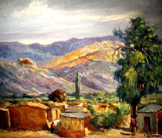 PINTORES LATINOAMERICANOS-JUAN CARLOS BOVERI: Pintores ... Ditaranto