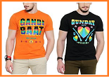 Amazon: Buy Diwali Tees Offer : Branded & Designer T-Shirts & Polos Under Rs. 399 + Free Shipping