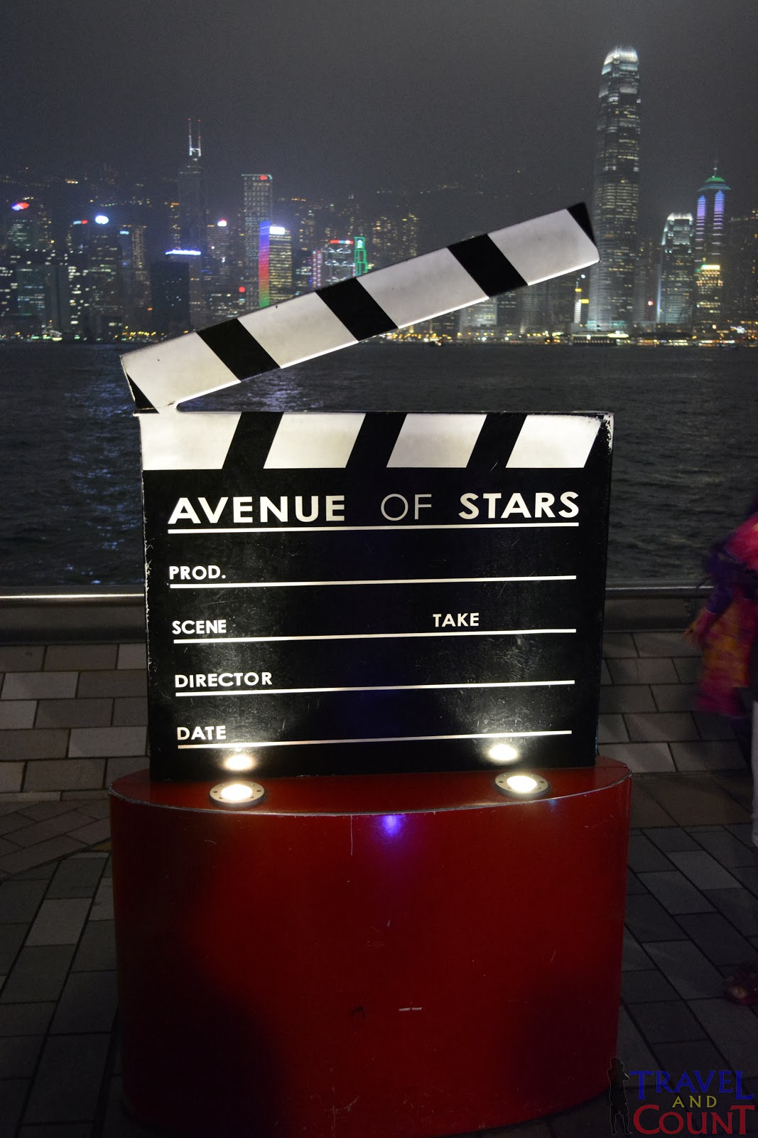 Avenue Of The Stars Hong Kong