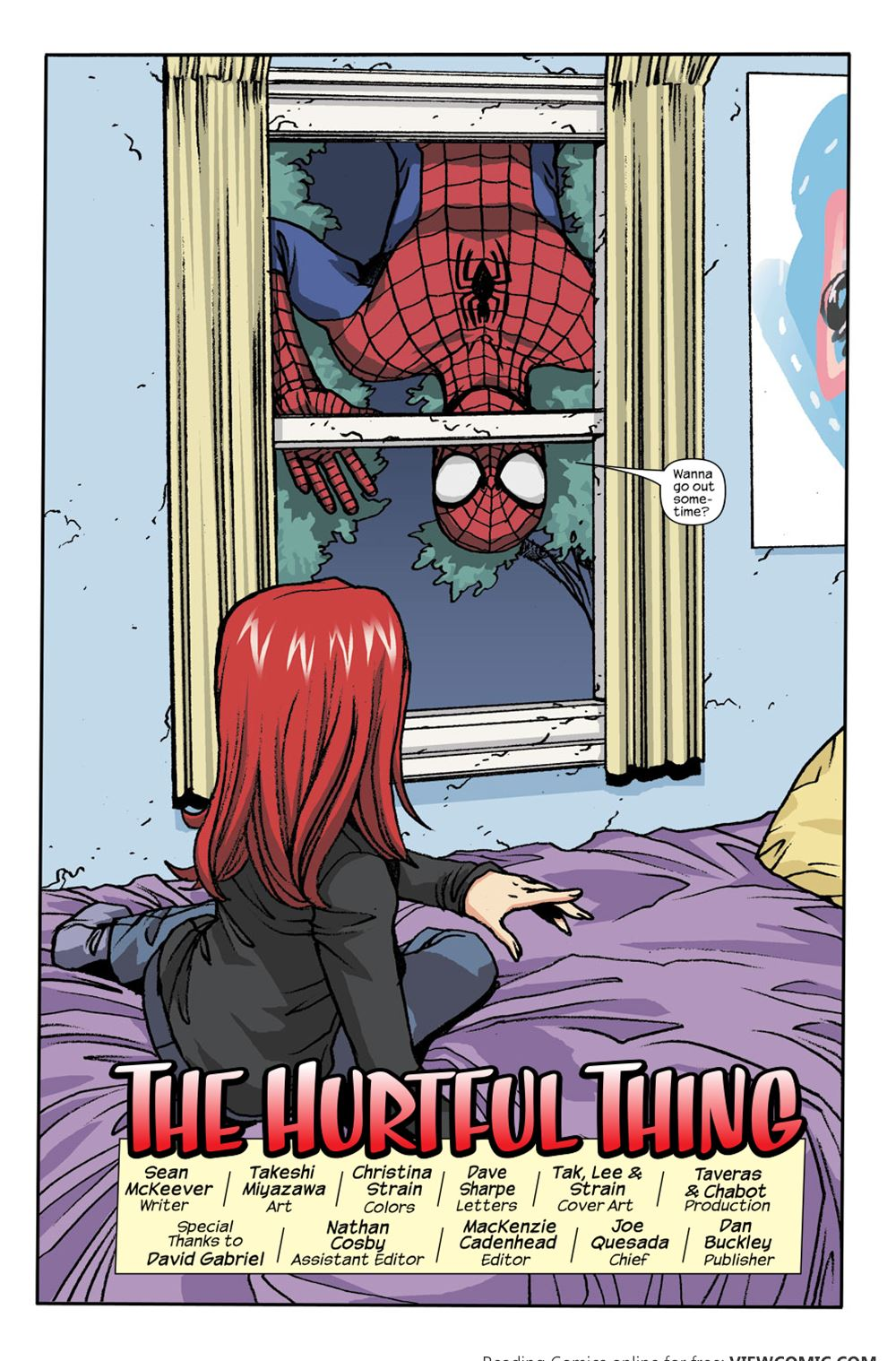 spiderman s Mary Jane körd