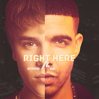 Justin Bieber y Drake Right Here