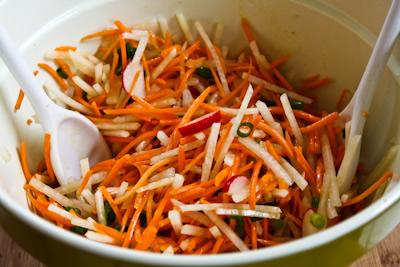 Apple Carrot Salad With Cilantro Recipes — Dishmaps