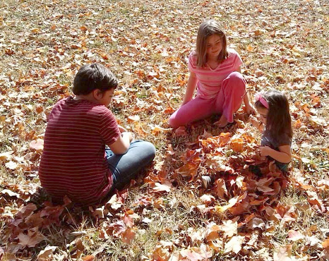 Fall Play Date Ideas