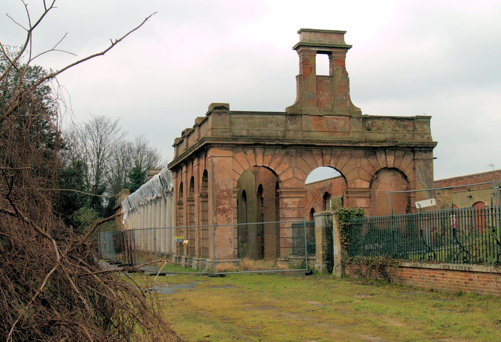 Gosport Station 2006