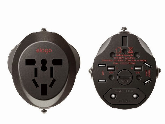Tripshell Travel Plug Adapter